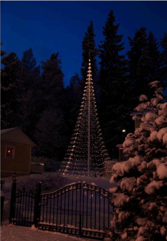 LED albero di natale